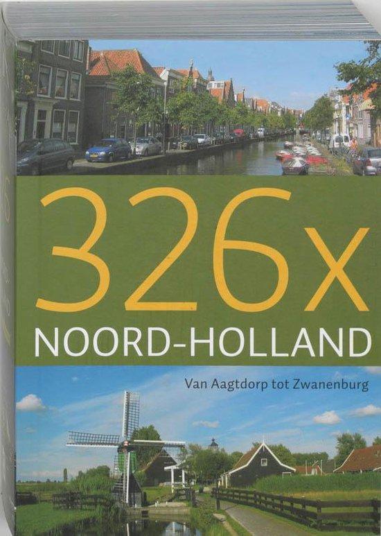 326 x Noord-Holland - none pdf epub