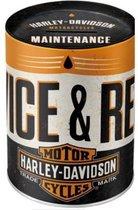 Nostalgic Art  Harley Davidson Servise & Repair Spaarpot