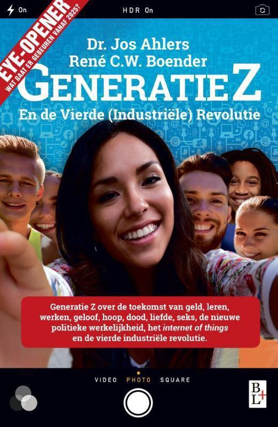 Generatie Z - The next level - René C.W. Boender | Readingchampions.org.uk