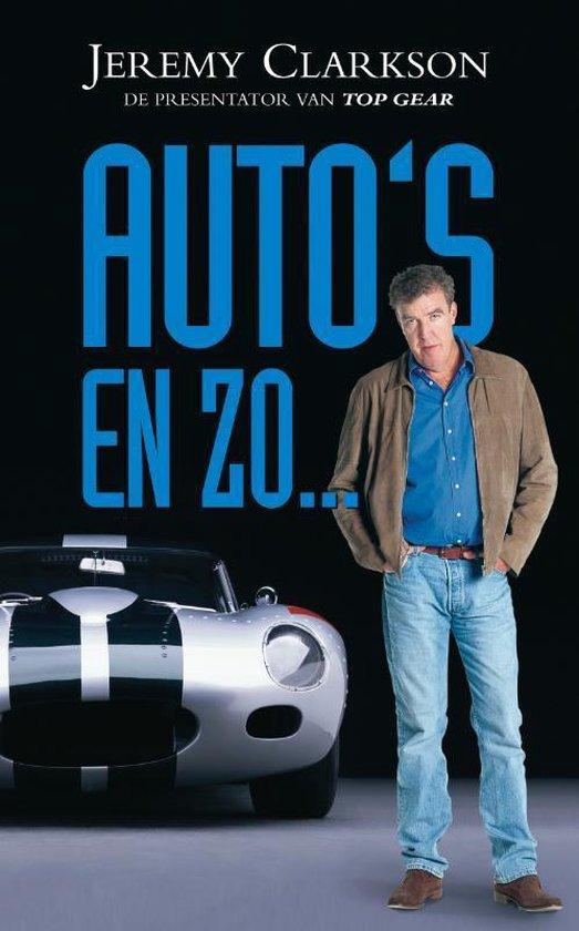 Auto's en zo ... - Jeremy Clarkson  
