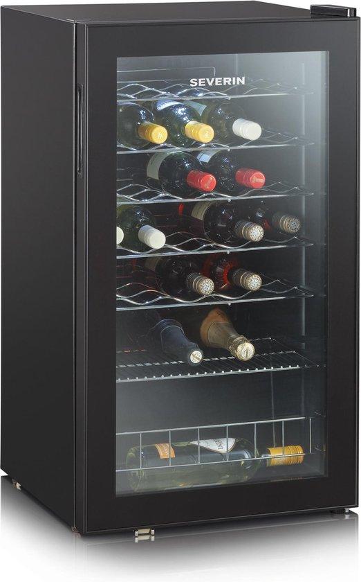 Severin KS 9894 - Wijnkoelkast - 33 flessen