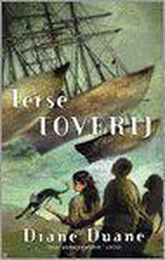 Ierse Toverij - Diane Duane |