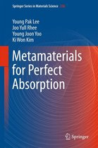 Omslag Metamaterials for Perfect Absorption
