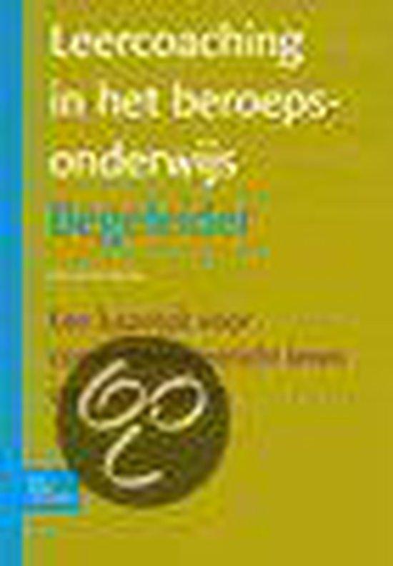 Leercoaching in het beroepsonderwijs begeleider - Jette van der Hoeven  