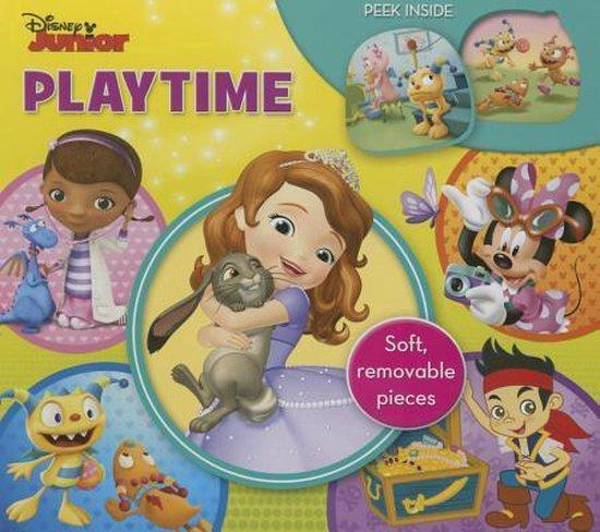 Boek cover Playtime van Victoria Saxon (Onbekend)