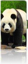 Samsung Galaxy J7 2017 | J7 Pro Boekhoesje Design Panda
