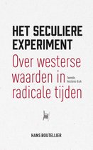 Boek cover Het seculiere experiment van Hans Boutellier