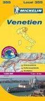 Michelin Lokalkarte Venetien 1 : 200 000