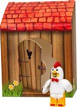 Gelimiteerde Lego 5004468 minifiguur pasen - Easter figuur kip