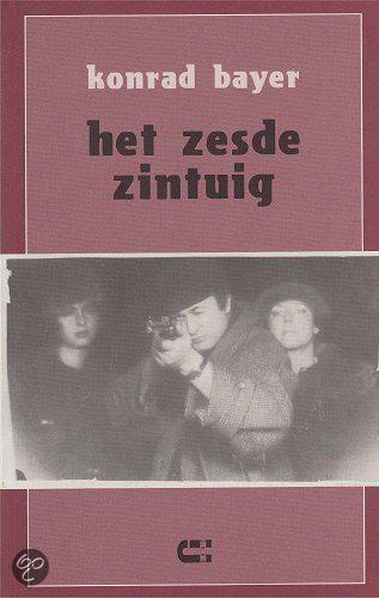 Het Zesde Zintuig - Konrad Bayer |