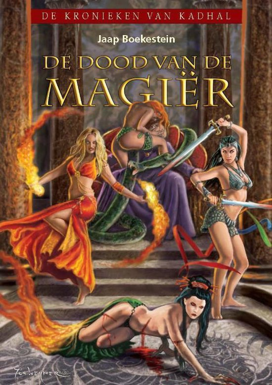 Books of Fantasy - De kronieken van Khadal - Jaap Boekestein | Fthsonline.com