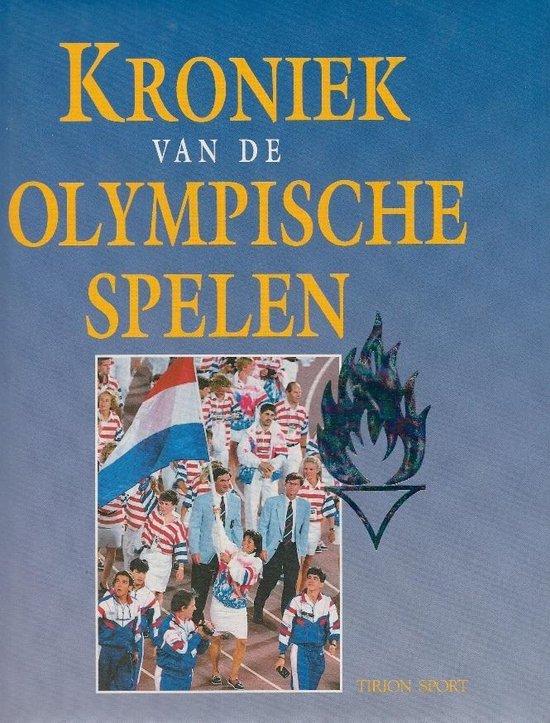 KRONIEK VAN DE OLYMPISCHE SPELEN - Joop Holthausen pdf epub