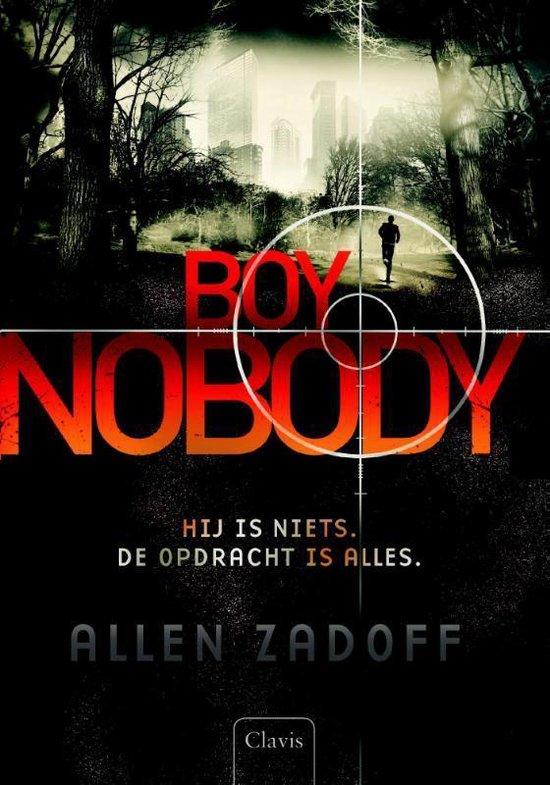 Boy nobody - Allen Zadoff  
