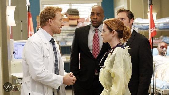 Grey's Anatomy - Seizoen 10 - Tv Series