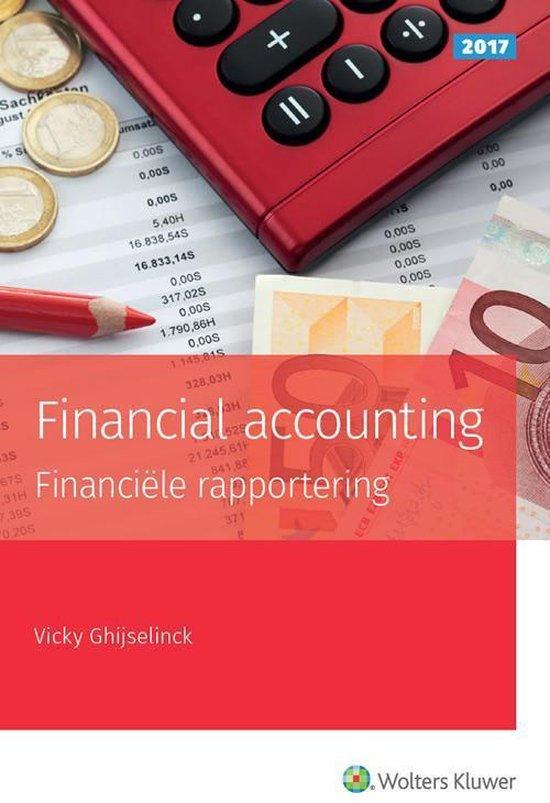 Financial accounting financiële rapportering - none |