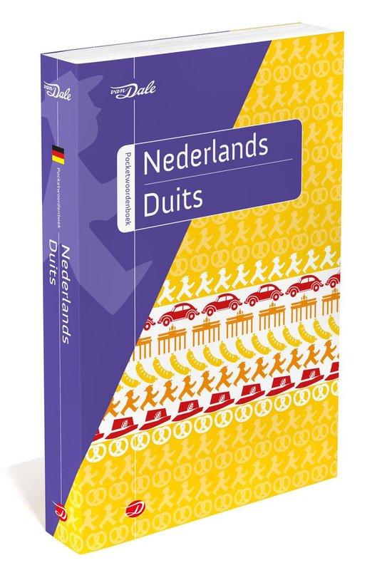 Van Dale Pocketwoordenboek Nederlands-Duits - Diverse auteurs pdf epub