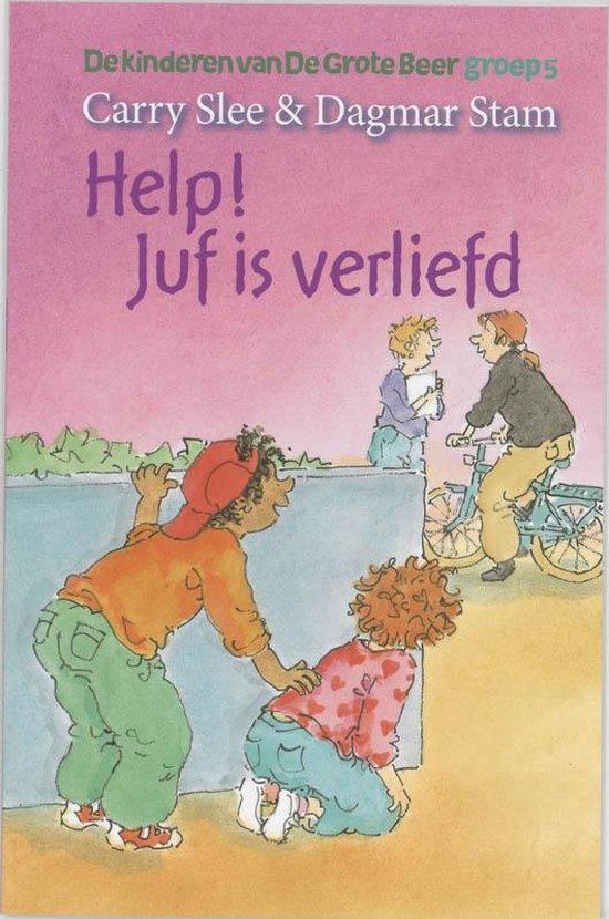 Help! Juf is verliefd / druk Heruitgave - C. Slee |