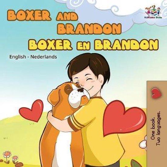 Boxer and brandon boxer en brandon - Inna Nusinsky |