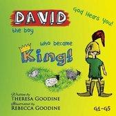 David, the Boy Who Became King!
