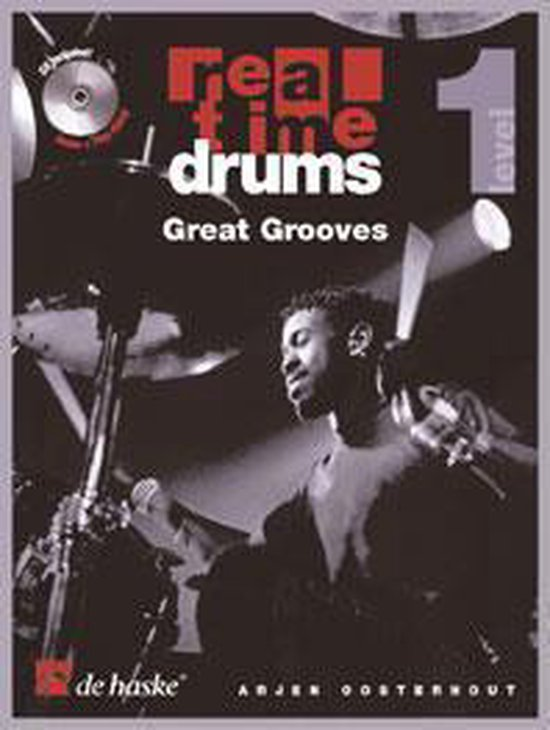 Real Time Drumsgreat Grooves Eng - A. Oosterhout | Fthsonline.com