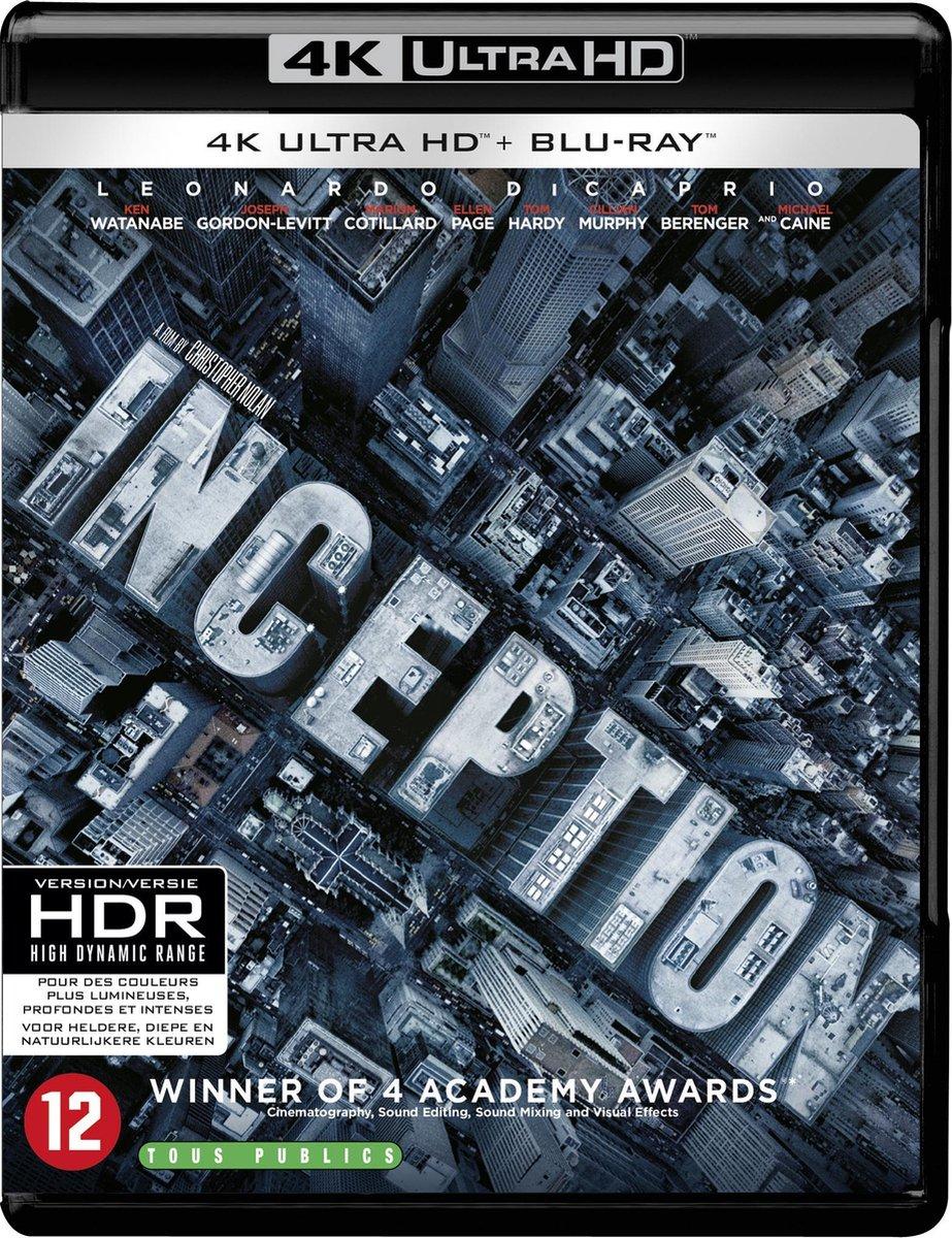 Inception (4K Ultra HD Blu-ray)-