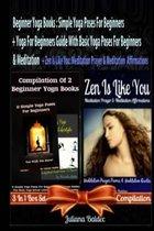 Beginner Yoga Books