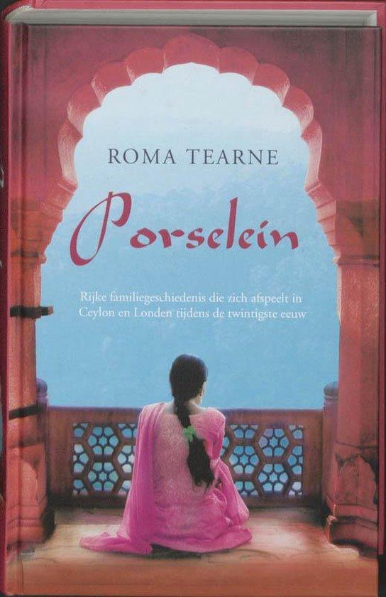 Cover van het boek 'Porselein'