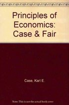 Boek cover Principles of Economics van Karl Case