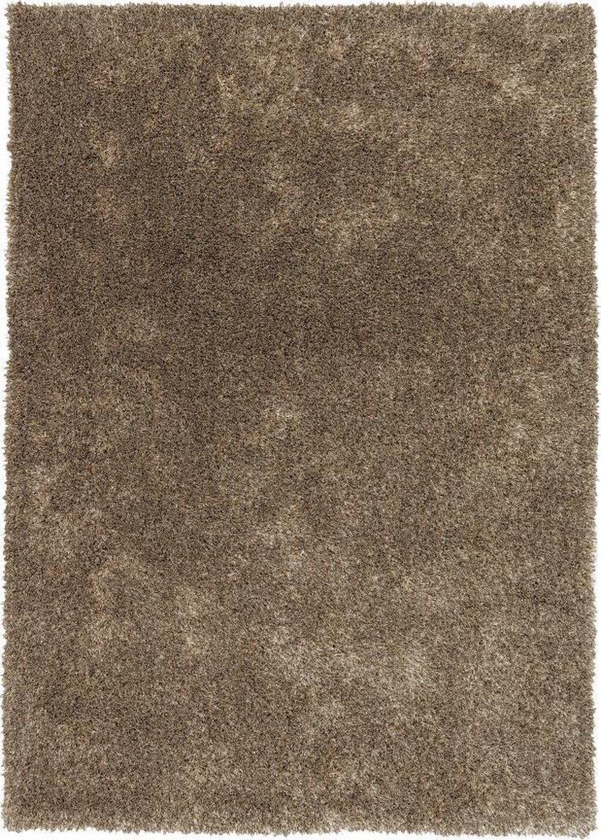 Hoogpolig vloerkleed Mokka 200 x 300 cm Schöner Wohnen New Feeling