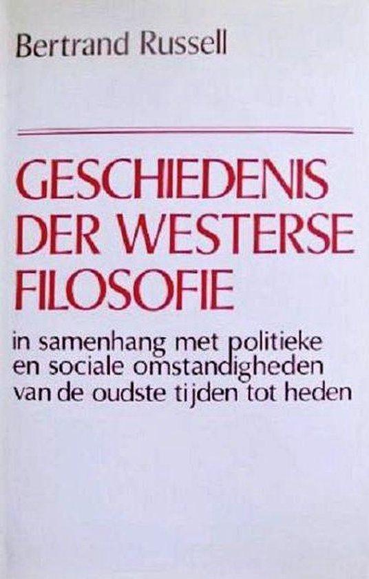Geschiedenis van de westerse filosofie - B. Russell |