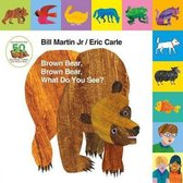 BROWN BEAR BROWN BEAR 50TH ANNIV BD