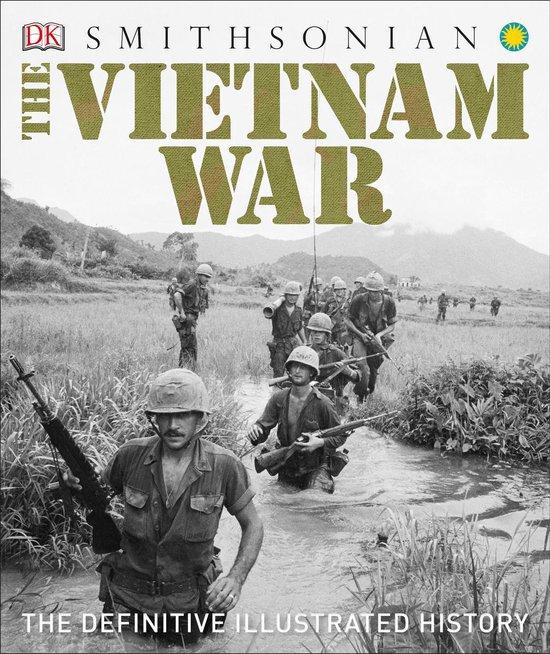 Boek cover The Vietnam War van Dk (Hardcover)