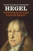 Boek cover Fenomenologie van de geest van G.W.F. Hegel (Hardcover)