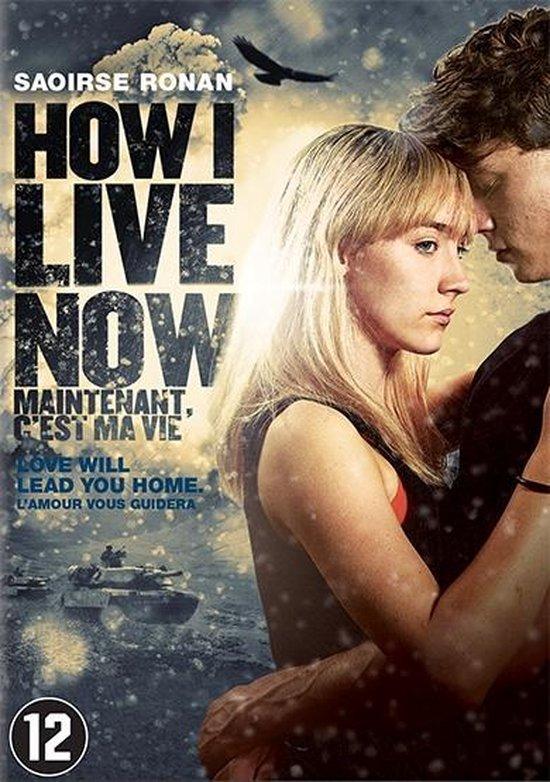Cover van de film 'How I Live Now'