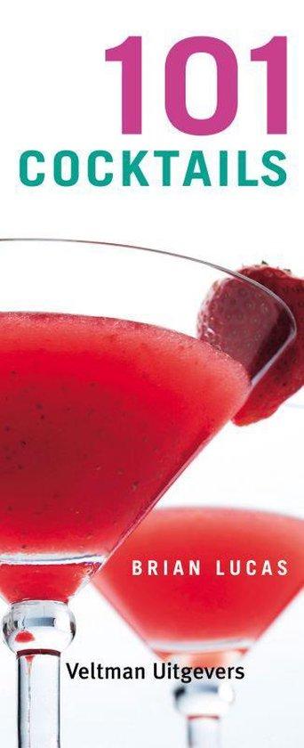 101 Cocktails - B. Lucas  
