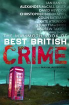 Omslag The Mammoth Book of Best British Crime 8