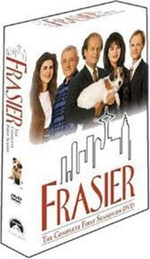 Cover van de film 'Frasier'