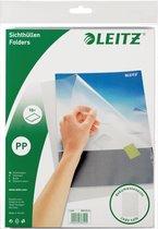 Leitz Hoge Kwaliteit Zichtmap - A4 - 100 stuks - Geel