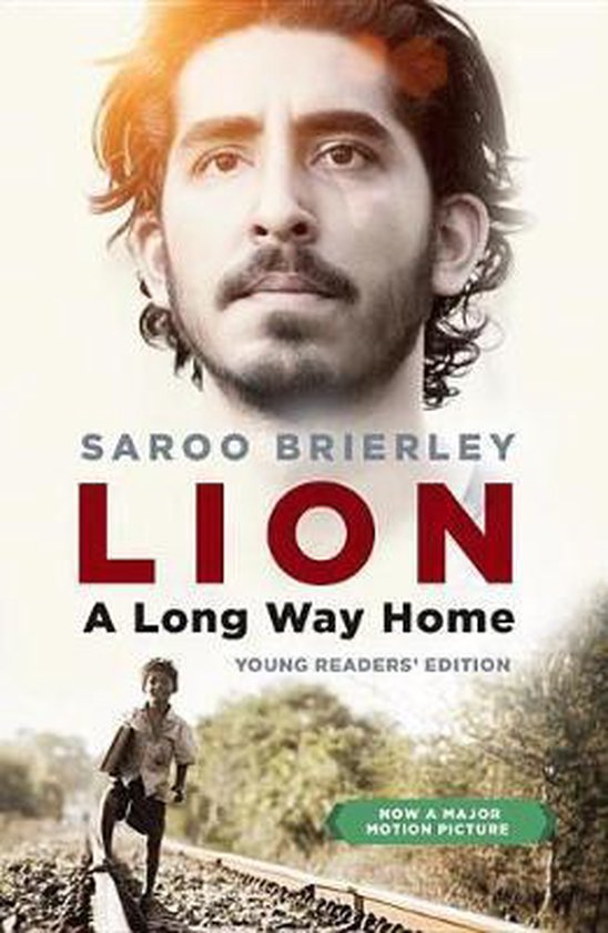 Boek cover Brierley, S: Lion van Saroo Brierley (Paperback)