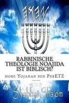 Rabbinische Theologie Noajida Ist Biblisch?