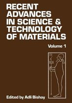 Boek cover Recent Advances in Science and Technology of Materials van Onbekend