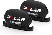 Polar - Snelheidssensor en Trapfrequentiesensor (set) - Bluetooth® Smart - Zwart