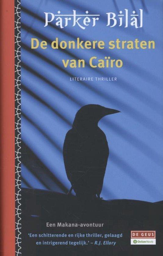 De donkere straten van Cairo - Parker Bilal | Fthsonline.com
