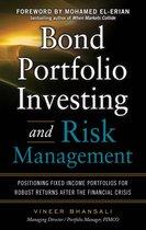 Boek cover Bond Portfolio Investing and Risk Management van Vineer Bhansali