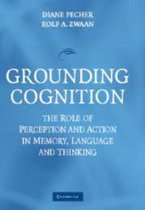 Boek cover Grounding Cognition van Pecher, Diane
