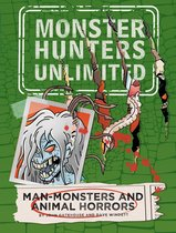 Man-Monsters and Animal Horrors #3