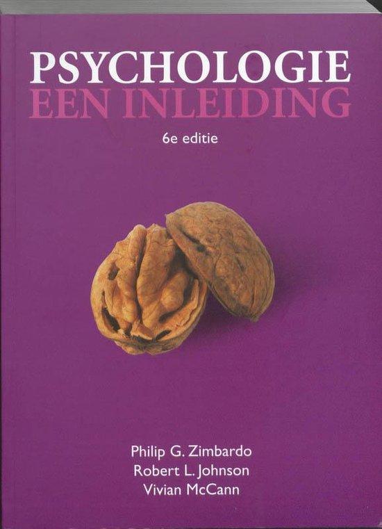 Psychologie, een inleiding 6/e