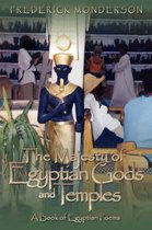 The Majesty of Egyptian Gods and Temples