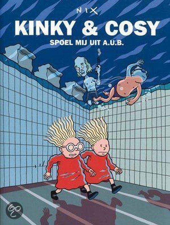 Kinky & cosy 02. spoel mij uit aub - Garth Stein |