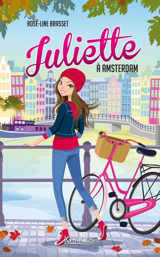 Omslag van Juliette à Amsterdam